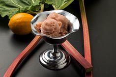 Recipe: Rhubarb Sorbet by David Tanis | Photo: Fred R. Conrad/The New York Times