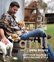 Giveaway: My Grill by Pete Evans [Expires 9.12.14] #giveaways