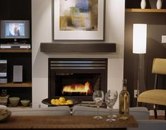 Fireplace Mantel On Pinterest Fireplaces Wall Units And