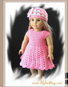 Crochet pattern for a doll!
