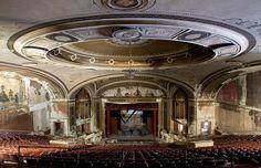 Loew's Palace Theatre Bridgeport, CT - Matt Lambros