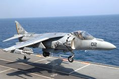 U.S. Marine Corps AV-8B Harrier