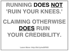 No, Running Does NOT Ruin Your Knees | RW Daily