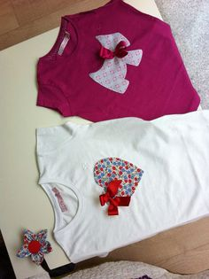 Aplique camiseta patchwork