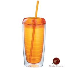 SUMMER CLEARANCE! Wine Dweller Vortex Tumblers - Set of 2 only $12.99!