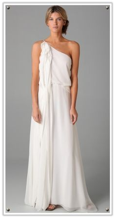 Elopement on pinterest for Toga style wedding dress