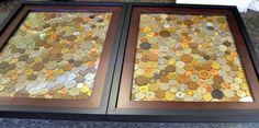 Turning Stones Blog: Coin Art