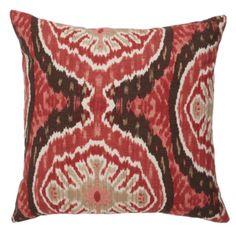 "Masala Pillow 24"" - Redwood from Z Gallerie"