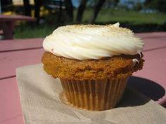 The Pumpkinator at Hey Cupcake!