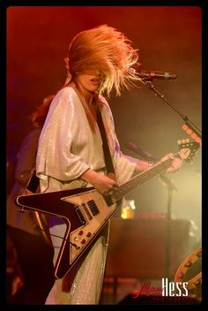 photo by Alan Hess, @Alan Hess, All Rights Reserved. Grace Potter, Humphreys by The Bay, SanDiego, 2013