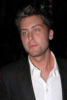 Lance Bass - Gay. Singer in N'Sync.