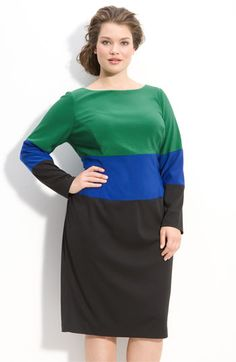 I kind of love this; it's unusual #plussize