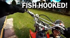 Video: Weird Fish-Hooking Accident