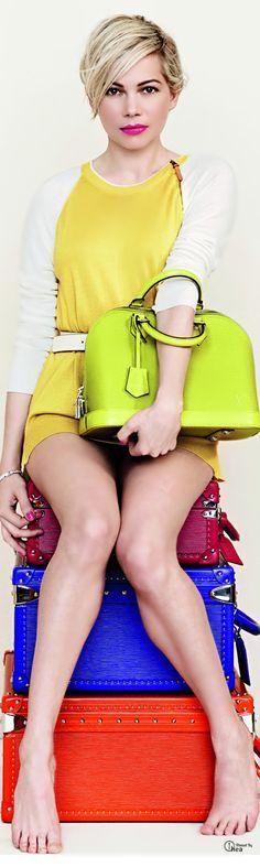༻⭐️FaShiON BaG⭐️༺Louis Vuitton Spring 2014