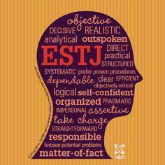 Check out this ESTJ type head!