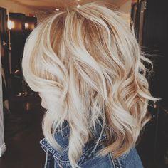 blonde cut, shorter hair, hair colors, short hair styles, short hair curls, long bobs, short bobs, curly hair, toned blonde hair
