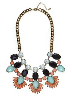 our new onyx phoenix necklace. our absolute favorite right now.
