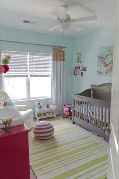 Project Nursery - Babys Room-1