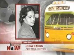 Rosa Parks Interview
