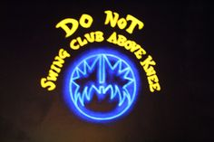 Do not swing club ab
