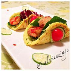 Ripped Recipes - Cauliflower Chive Taco Shells (Paleo, and Flour Free) - Gluten free, paleo, and flour free!