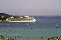 Explore St. Thomas on Freedom of the Seas.