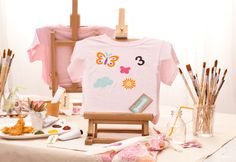 aspiring artists will <3 this painting party from @CherylStyle