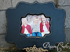 Whimsical Picture frame!