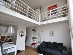 Living quarters on pinterest 100 pins for Design apartment 50m2