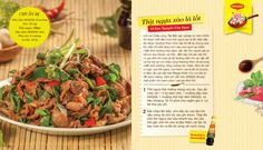 Món xào thắng giải ngày 9/4: Thịt ngựa xào lá lốt từ Nguyễn Văn Đoái. Tham gia góp món xào ngon tại www.365monxao.com để có cơ hội trúng nhiều giải thưởng hấp dẫn