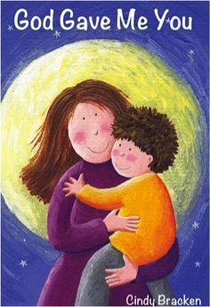 FREE Kids e-Book: God Gave Me You #books