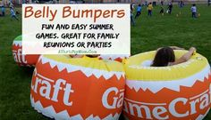 belly bumpers, FUN s