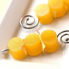Mimosa Jello Shots!