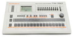 Roland TR-707 Drum Computer