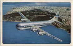 One pinner said, THIS IS A GHOST STORY. FOR THE PAST 46 YEARS, the two of us—Ken, a newspaper publisher, and me, a history professor—have been haunted by what happened to Pan American Airways Flight 7 early in the evening of November 9, 1957. The airliner, Clipper Romance of the Skies, was on the first leg of a round-the-world journey that began earlier that day in San Francisco. Its next stop was to have been Honolulu, but the Boeing 377—known by the airline as PAA-944—never arrived. It cras