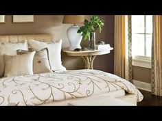 How to Make the Perfect Bed | Use this easy formula to create a bed that looks beautiful every day. | SouthernLiving.com