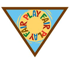 Girl Scout Brownie Fair Play Badge. Playing fair means that everyone has the same chance to play, because everyone follows the same rules. That's what this badge is about. You'll learn to work together to have the most fun possible. That's fair play!
