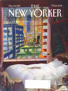 Favorite New Yorker cover
