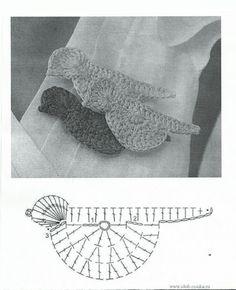 Haken en Kralen... by EveLYn : Vogeltje haken