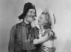 Gabby Hayes & Dale Evans