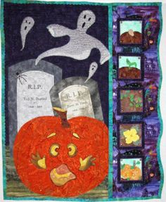 Spooky Life Cycle by Janis Stoker