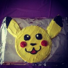 Fun and unique ideas for a Pokemon themed birthday party. Games, invites, cakes, and more!