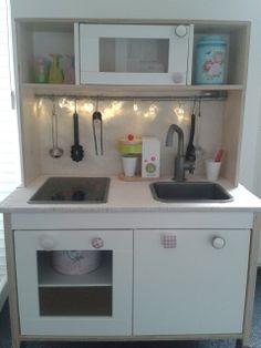 Ikea keuken kind diy