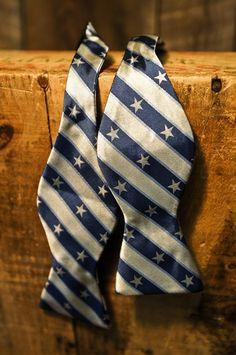 Bonnie Blue | Mens Classic Bowtie | Battle Flag | Buffalo Jackson Trading Co
