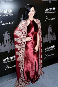 December Celeb Sightings Katy Perry attended The Ninth Annual UNICEF Snowflake Ball at Cipriani, Wall Street in New York City.