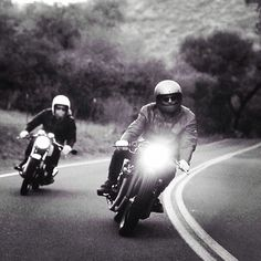 Nothing like a nice cruise with a good friend and the open road.