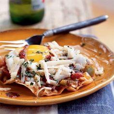 Huevos Rancheros Recipe | Huevos Rancheros Recipe | MyRecipes.com