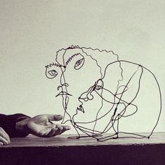 alexander calder, contour, art blog, alexand calder, inspir