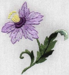 Brazilian embroidery design pictures | Brazilian Embroidery Design - Imperial Lily JDR 177