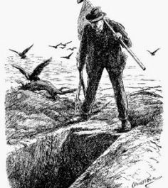 Oklahoma Grave Diggers Uncover Ancient 8 Foot Nephilim Giant